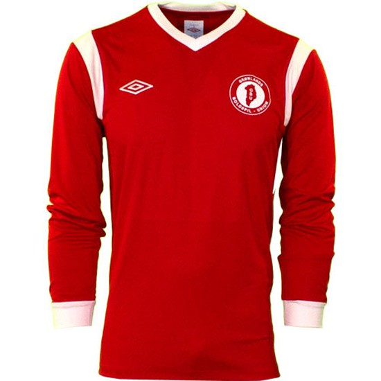 Greenland home jersey L/S 2012/13