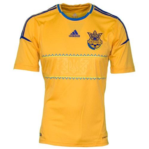 Ukraine home jersey 2012