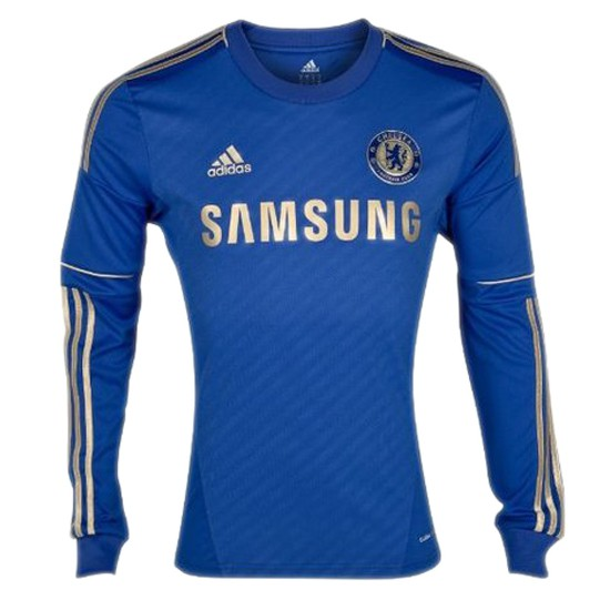 Chelsea home jersey L/S 2012/13 - youth