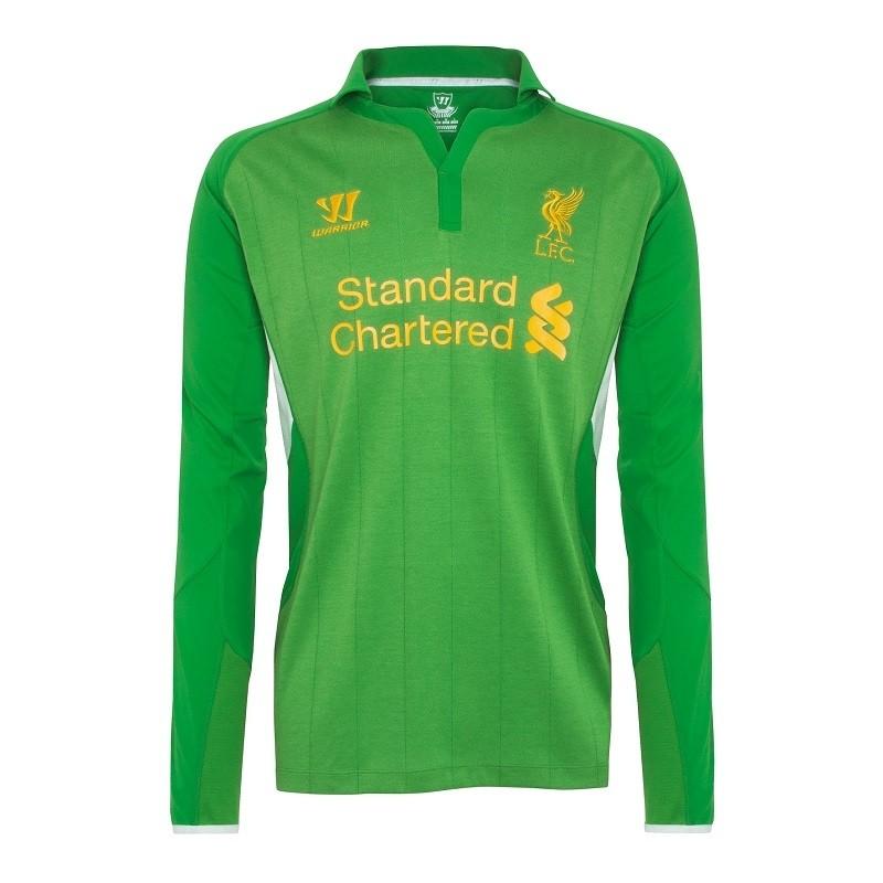 Liverpool FC long sleeve jersey 2013/14