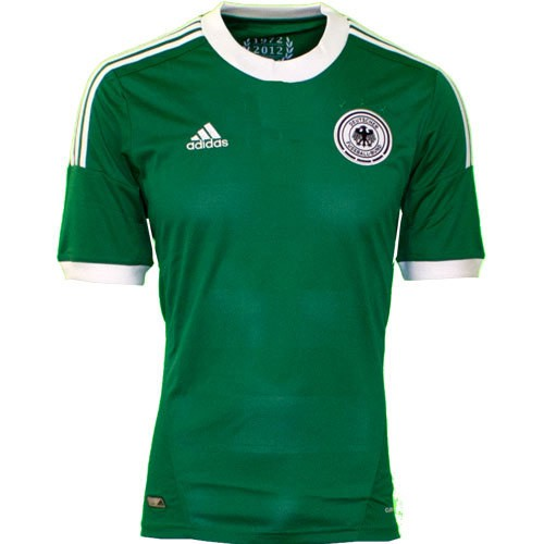 Germany away jersey 2012