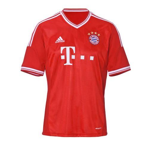 FC bayern home jersey 2013/14