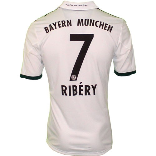 FC Bayern away jersey 2013/14 - R7