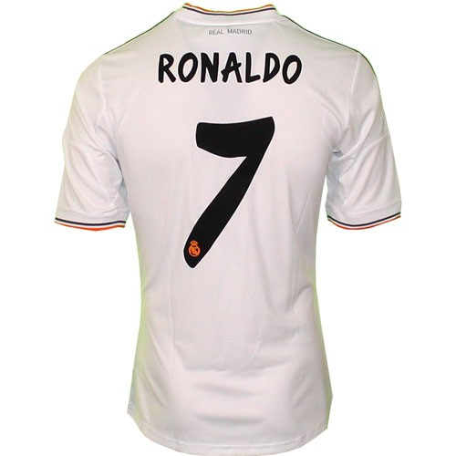 Real Madrid home jersey 2013/14 - CR7