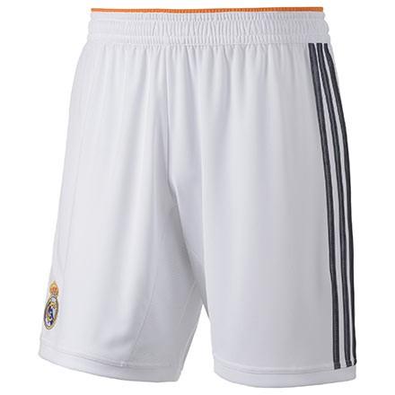 Adidas Real Madrid Home Shorts 13/14
