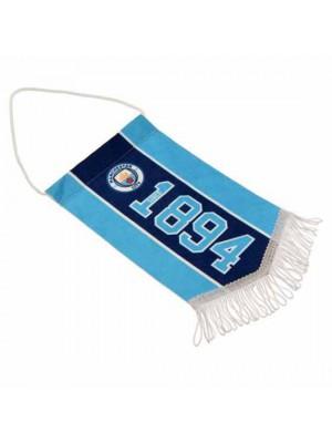 Manchester City FC Mini Pennant SN