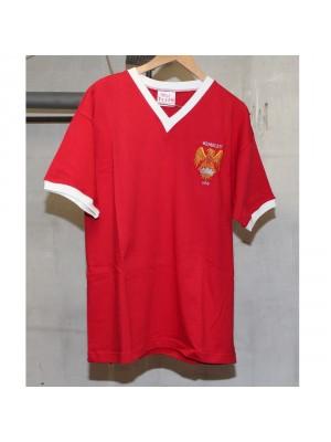Manchester United 1958 FA Cup Retro Shirt