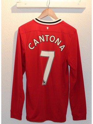 Manchester United home jersey L/S 2011/12 - Cantona 7
