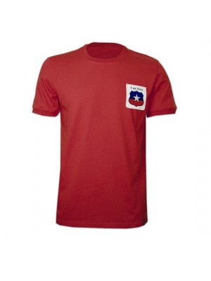 Copa Chile WC 1974 Short Sleeve Retro Shirt