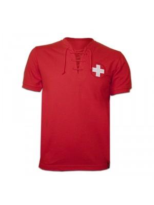 Switzerland World Cup 1954 Retro Shirt