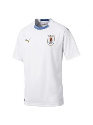Uruguay away jersey 2018