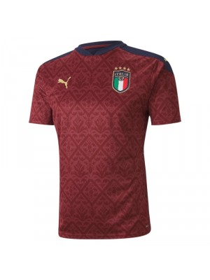 Italy goalie jersey - red
