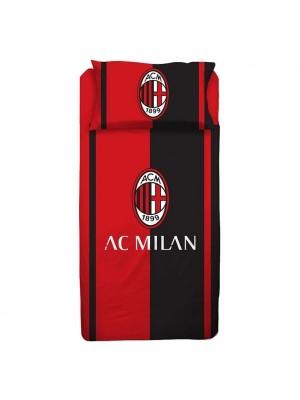 AC Milan duvet set - red/black