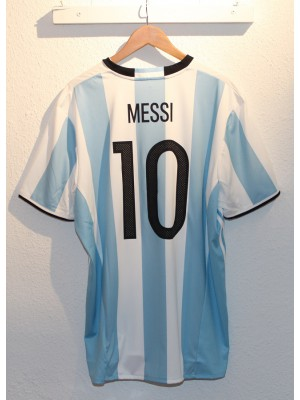 Argentina home jersey - Messi 10