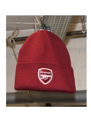 Arsenal woolie hat 2020/21