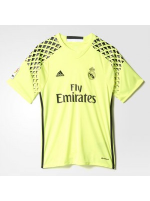 Real Madrid goalie away jersey 2016/17