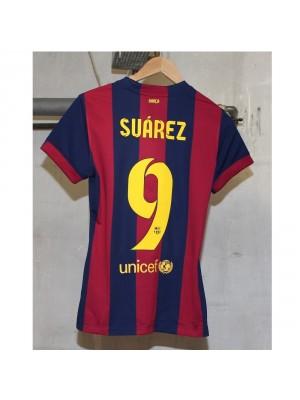 Barcelona home Suarez 9