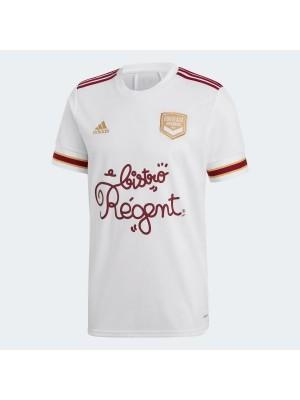 Bordeaux away jersey 2020/21