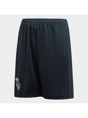 Real Madrid away shorts - youth