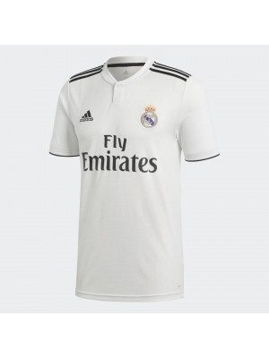 Real Madrid home jersey - blank - youth
