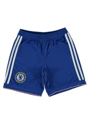 Chelsea home shorts 2015/16 - youth