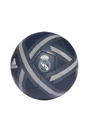 Real Madrid soccer ball - black