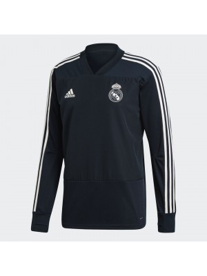 Real Madrid sweat shirt - black