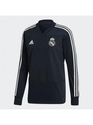 Real Madrid sweat shirt - black