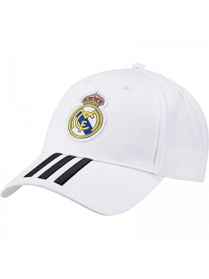 Real Madrid cap - white