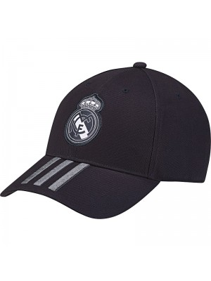 Real Madrid cap - black
