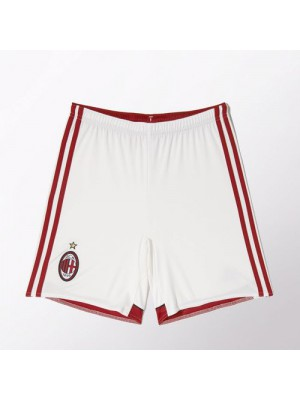 AC Milan home shorts 14/15 youth