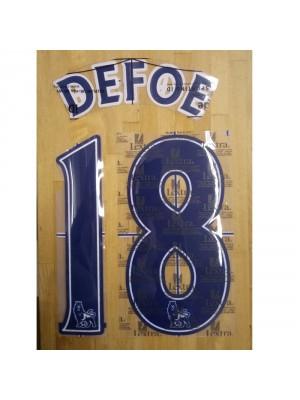 DEFOE 18 navy/white Premier League