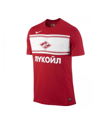 Spartak Moscow home jersey 2012/13
