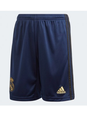 Real Madrid away shorts - boys