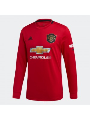 Man Utd home jersey Long Sleeve