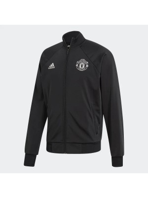 Man Utd track top - black