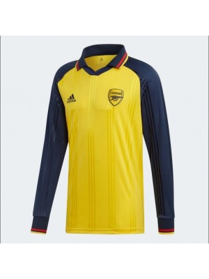 Arsenal away jersey Long Sleeve icons retro style
