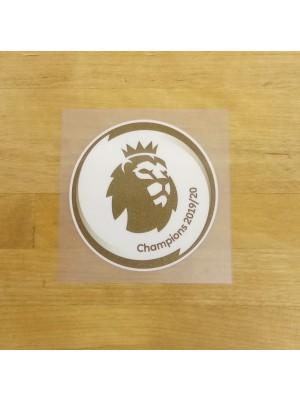 EPL replica 19/20 Champions badge