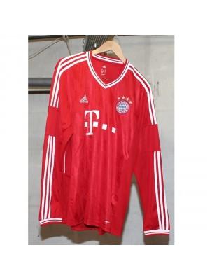 Bayern 13/14 Long Sleeve home jersey