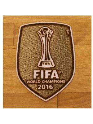 FIFA CWC Champs 2016 Badge - adult