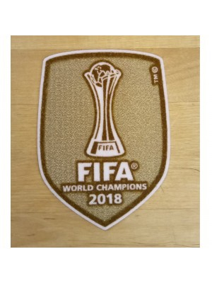 FIFA CWC Champs 2018 Badge - adult