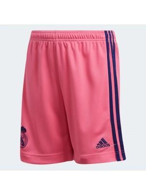 Real Madrid away shorts 2020/21 - youth