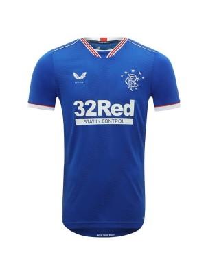 Glasgow Rangers home jersey 2014/15