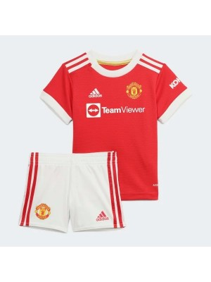 Manchester United home kit 2021/22 - baby