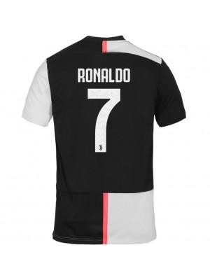 Ronaldo 7 - Juve home jersey