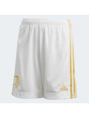 Juventus home shorts - youth