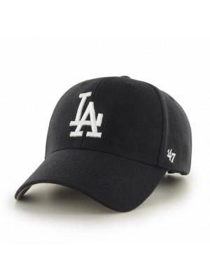 LA Dodgers cap - Black - LA kasket