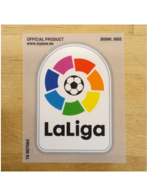 La Liga junior size badge