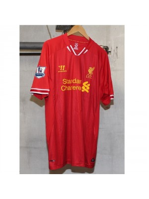 Liverpool 13/14 home jersey