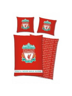 Liverpool duvet set - reversible